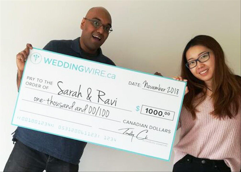Contest - Weddingwire ca