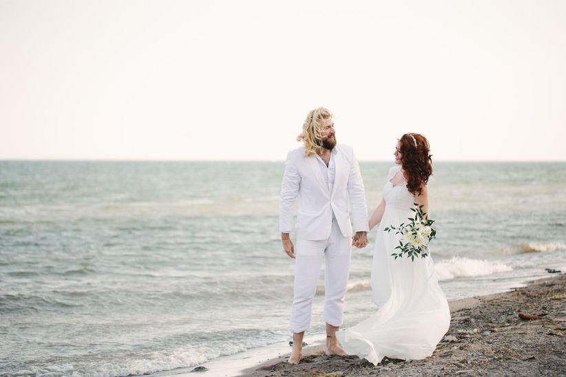 Ella White Wedding Photographer