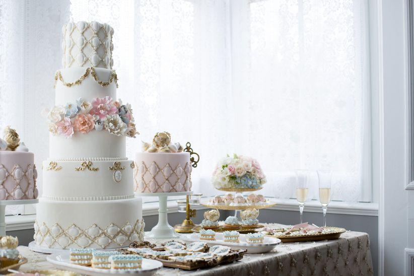 Wedding Cake Glossary