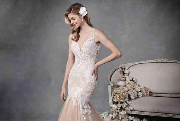 Wedding Dresses Ella Rosa by Kenneth Winston