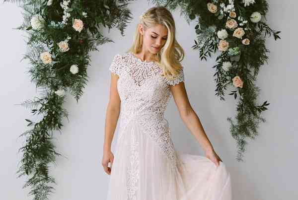 Wedding Dresses Abigail of Gardenia
